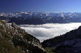 berg pilatus schweiz